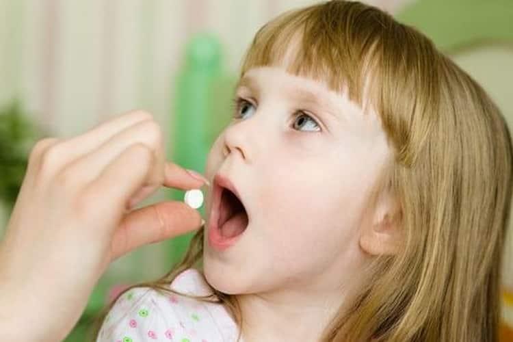 Как правильно пить циклоферон детям