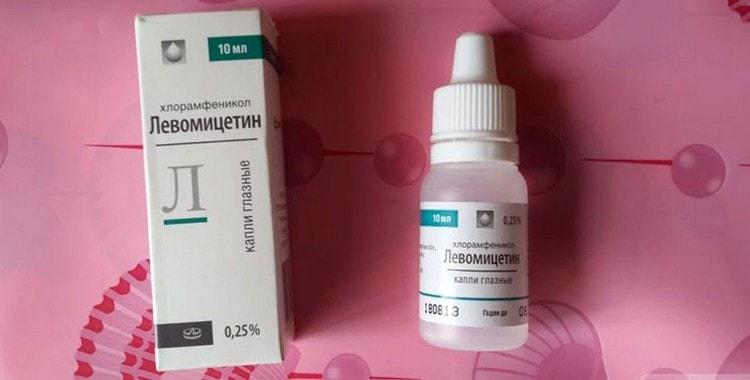 Глазные капли Левомицетин для детей: отзывы и инструкция