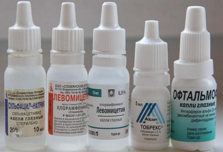если капли левомицетин для глаз ребенку не подошли, можно найти аналог препарата.