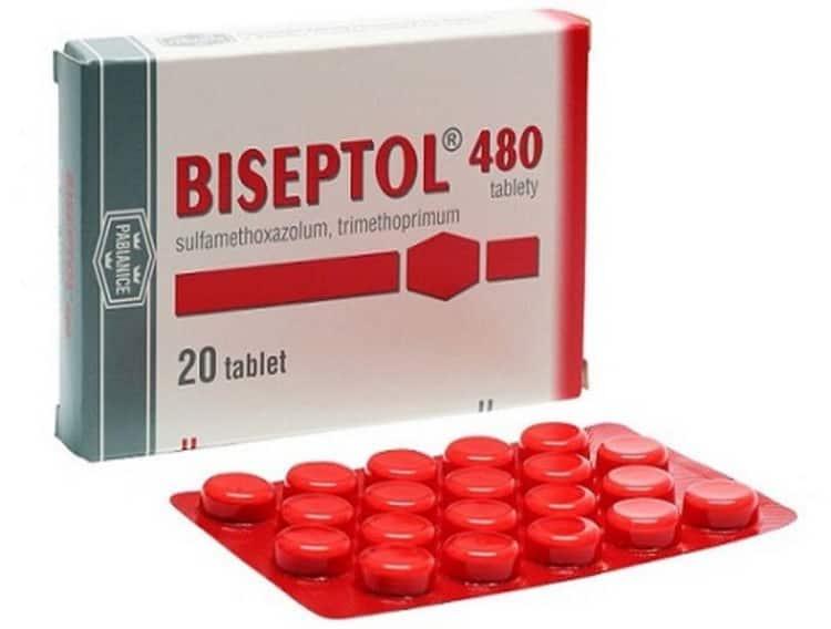 сироп бисептол для детей инструкция по применению