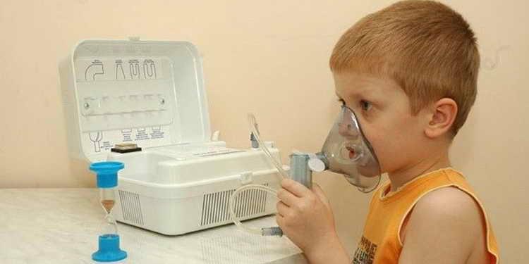 диоксидин при насморке детям