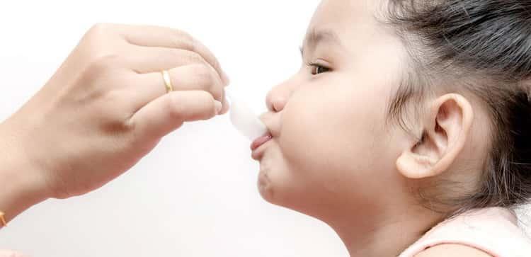 фосфалюгель: инструкция для детей