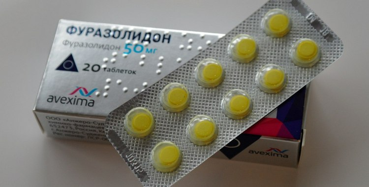 Можно ли давать ребенку фуразолидон в таблетках