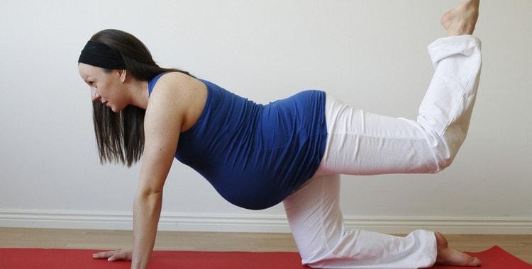 Гимнастика для беременных на 3-м триместре: основные правила
