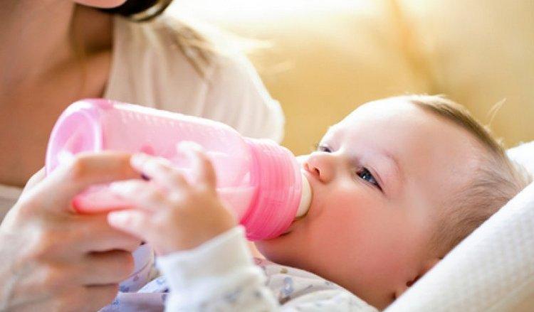 В искусственном вскармливании новорожденного нет ничего страшного.
