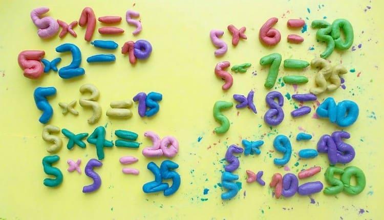 Поговорим о том, как легко выучить таблицу умножения ребенку.