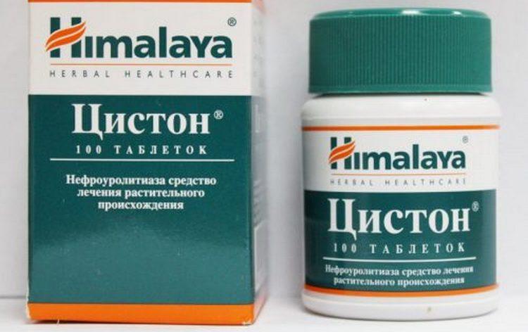 Одним из популярных аналогов Канефрона является препарат Цистон.
