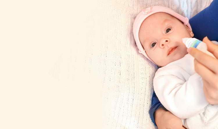 аквамарис спрей для носа для детей