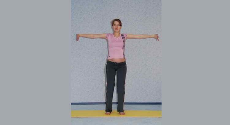 гимнастика для беременных 2 триместр упражнения