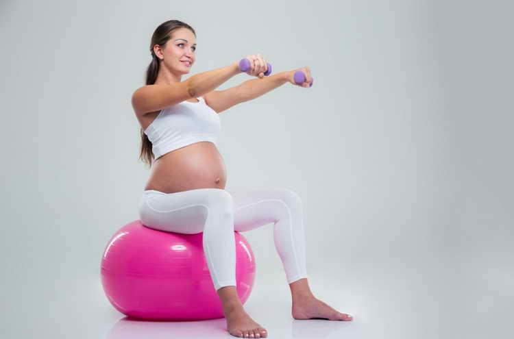 Какие физические упражнения нельзя беременным на 2 триместре