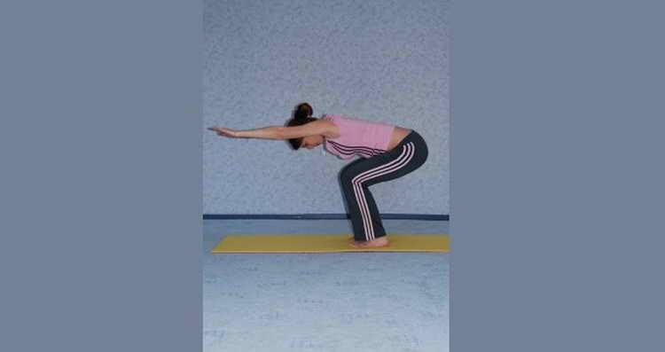 гимнастика для беременных 2 триместр для спины