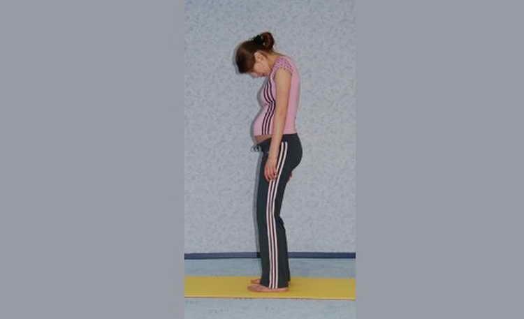 гимнастика для беременных 2 триместр от отстеохондроза