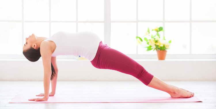 Гимнастика для беременных на 2-м триместре: основные правила