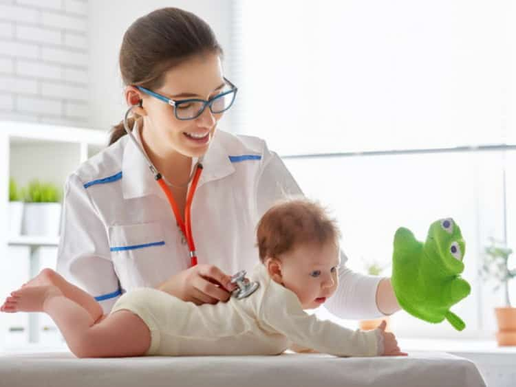 гипертонус у новорожденных признаки и лечение