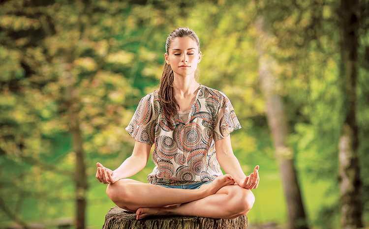 Рекомендованный комплекс йоги во 2 триместре