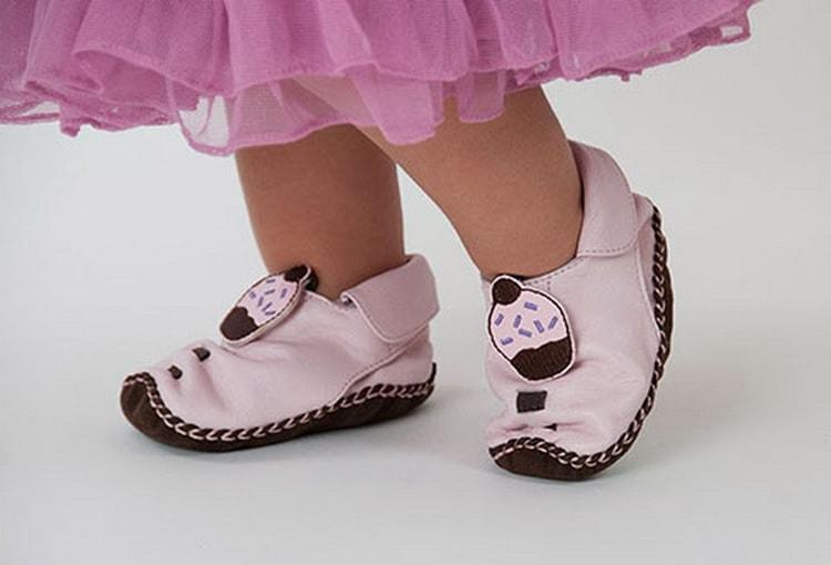 Какая обувь нужна для обучения хождению