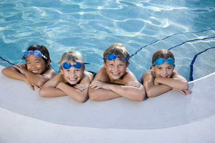 как научить ребенка плавать в 5 лет,