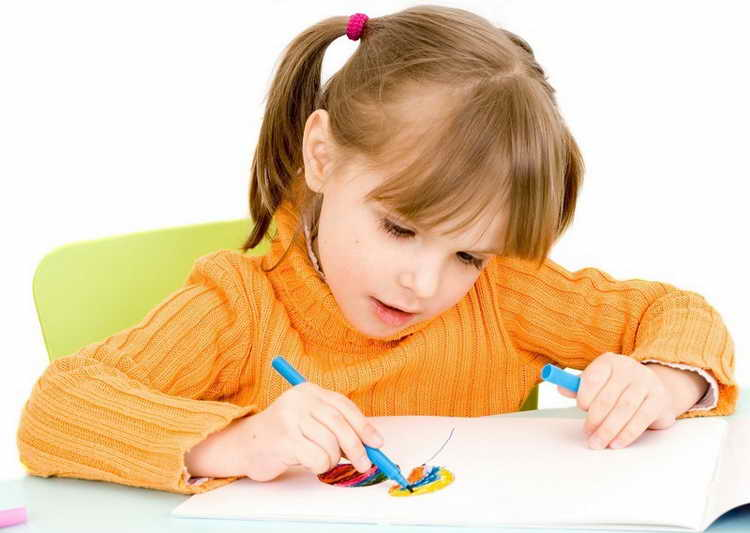 Выбираем карандаши и фломастеры