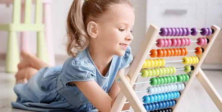 Как правильно научить ребенка считать