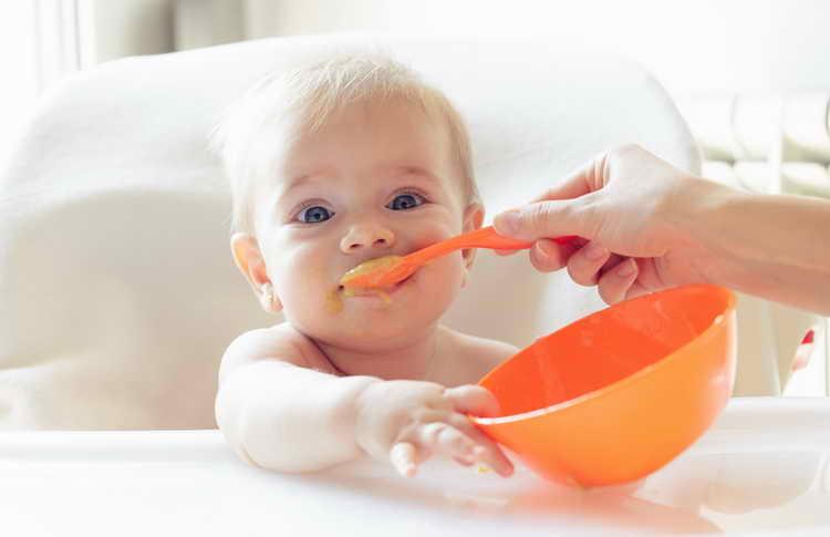 как научить ребенка жевать лайфхак