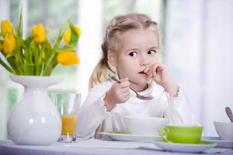 привычка грызть ногти и питание