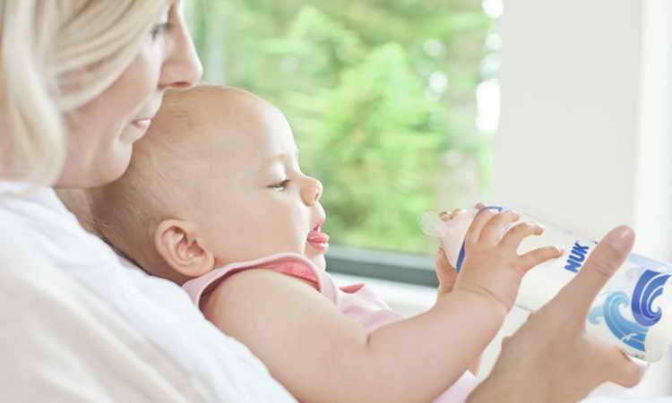 ребенку 2 года как отучить от бутылочки