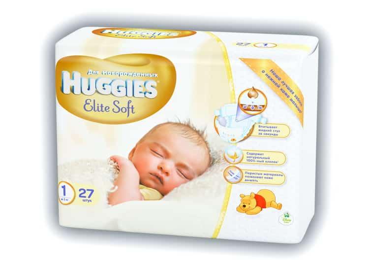 какие памперсы лучше для новорожденных мальчиков