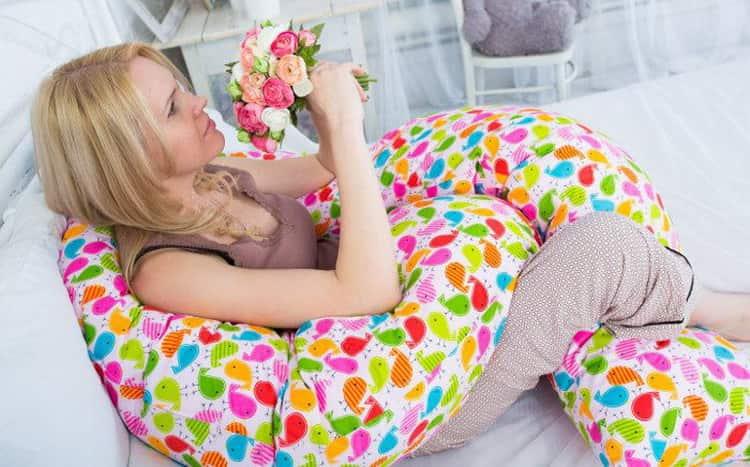 подушка для беременных как использовать