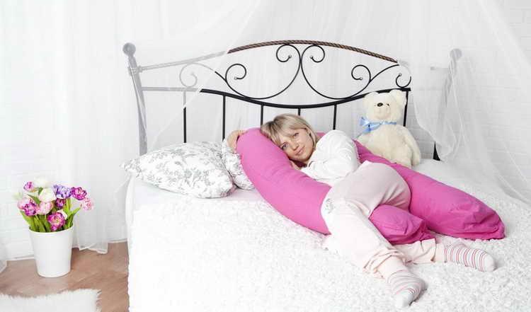 подушка для беременных сшить самой выкройка