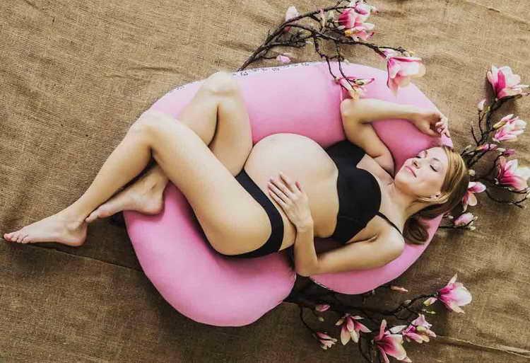 подушка для беременных своими руками