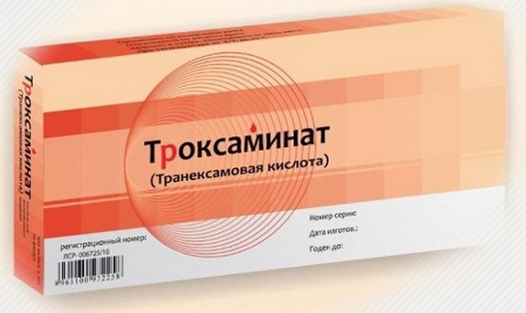 Есть немало аналогов препарата, содержащих транексамовую кислоту как основное действующее вещество.