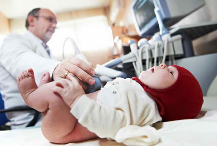 Как проводится УЗИ сердца ребенку